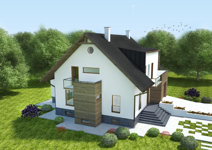 Proiect de casa - Suceava