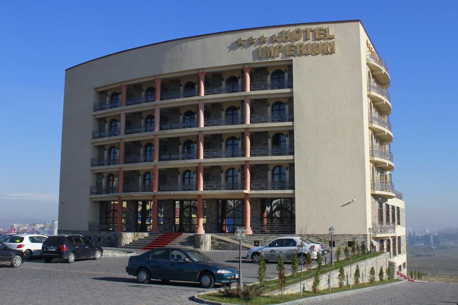 Hotel Imperium Suceava