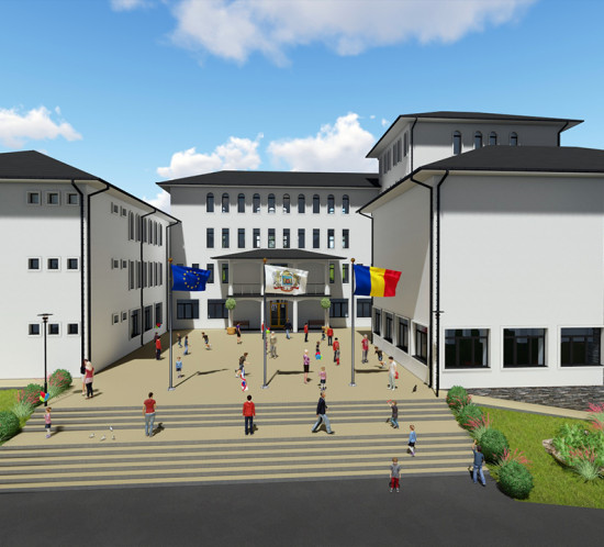 PROIECT COMPLEX EDUCATIONAL IN SUCEAVA